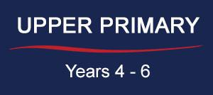 Upper Primary: Years 4 - 6